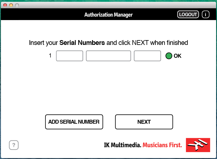 IK Multimedia_Auth_Serial