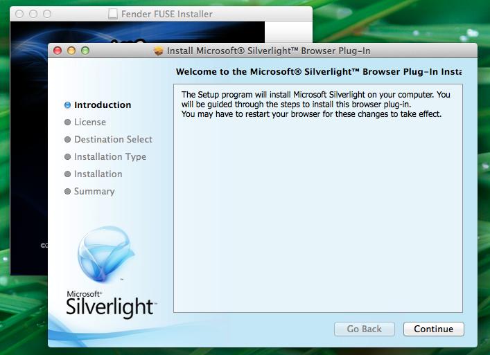 FUSE install Mac SL2