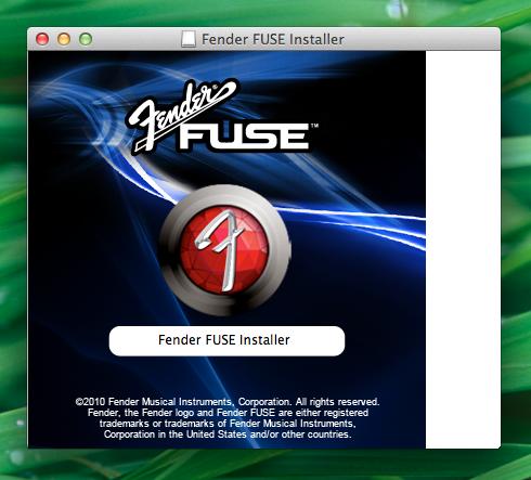 FUSE dmg open