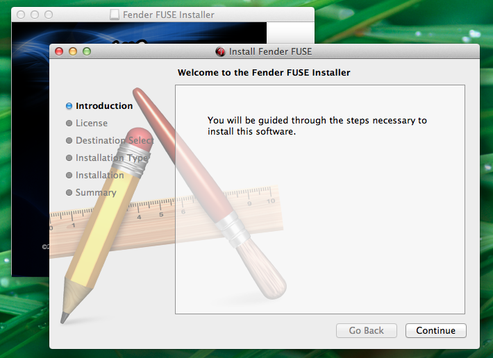 FUSE install Mac2