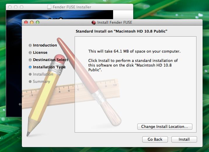FUSE install Mac5