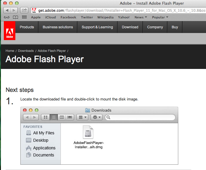 Flash Install Mac3