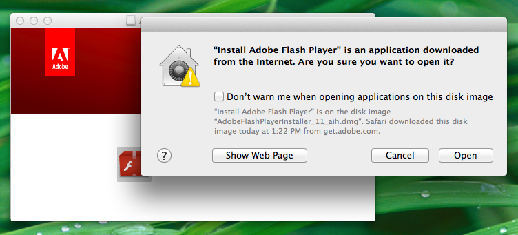 Flash Install Mac6