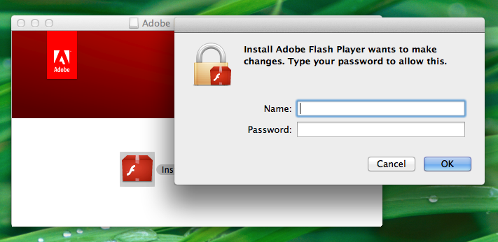 Flash Install Mac7