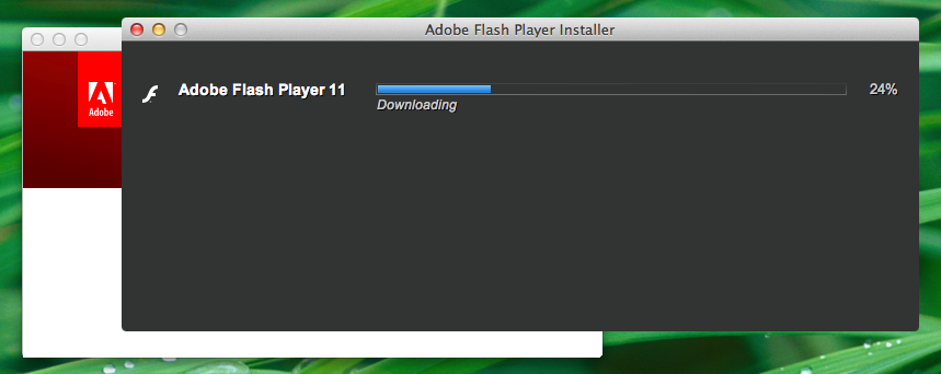 Flash Install Mac9