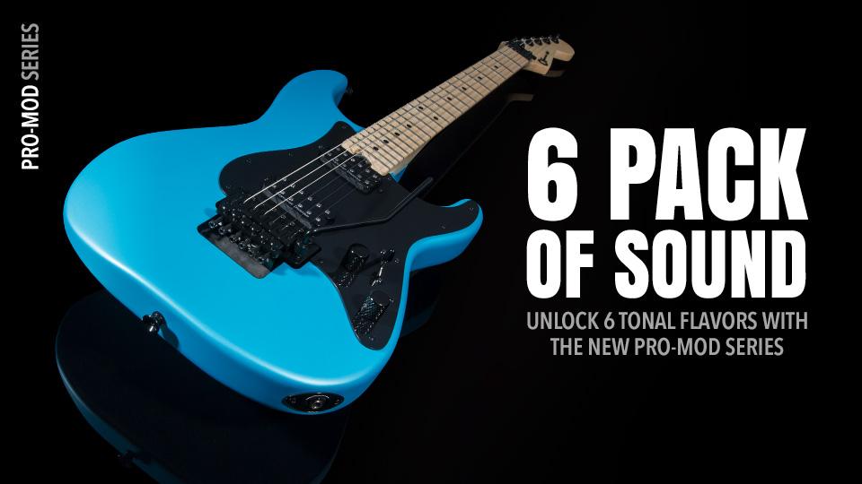 Pro-Mod Style 1 | Charvel® Guitars