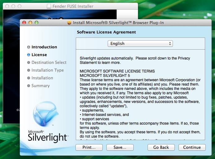FUSE install Mac SL3
