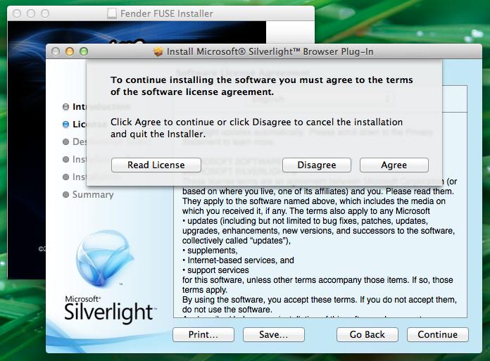 FUSE install Mac SL4
