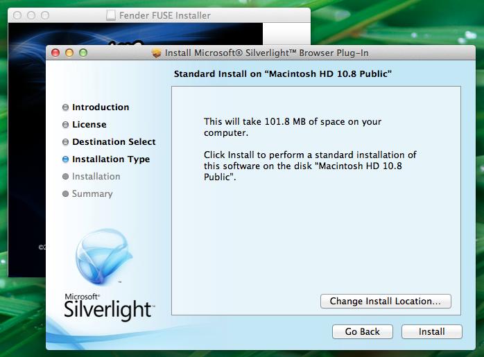 FUSE install Mac SL5