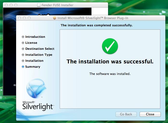 FUSE install Mac SL7