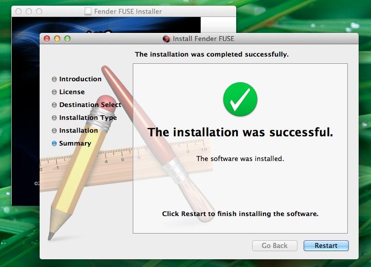 FUSE install Mac7