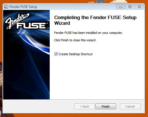 FUSE install Win6